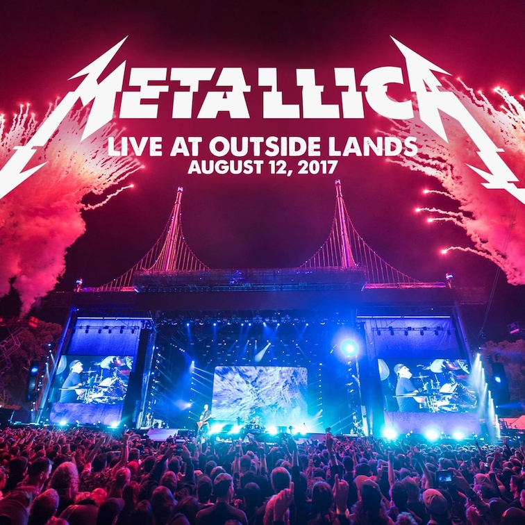 Metallica will also be airing its past performances and concerts online.
