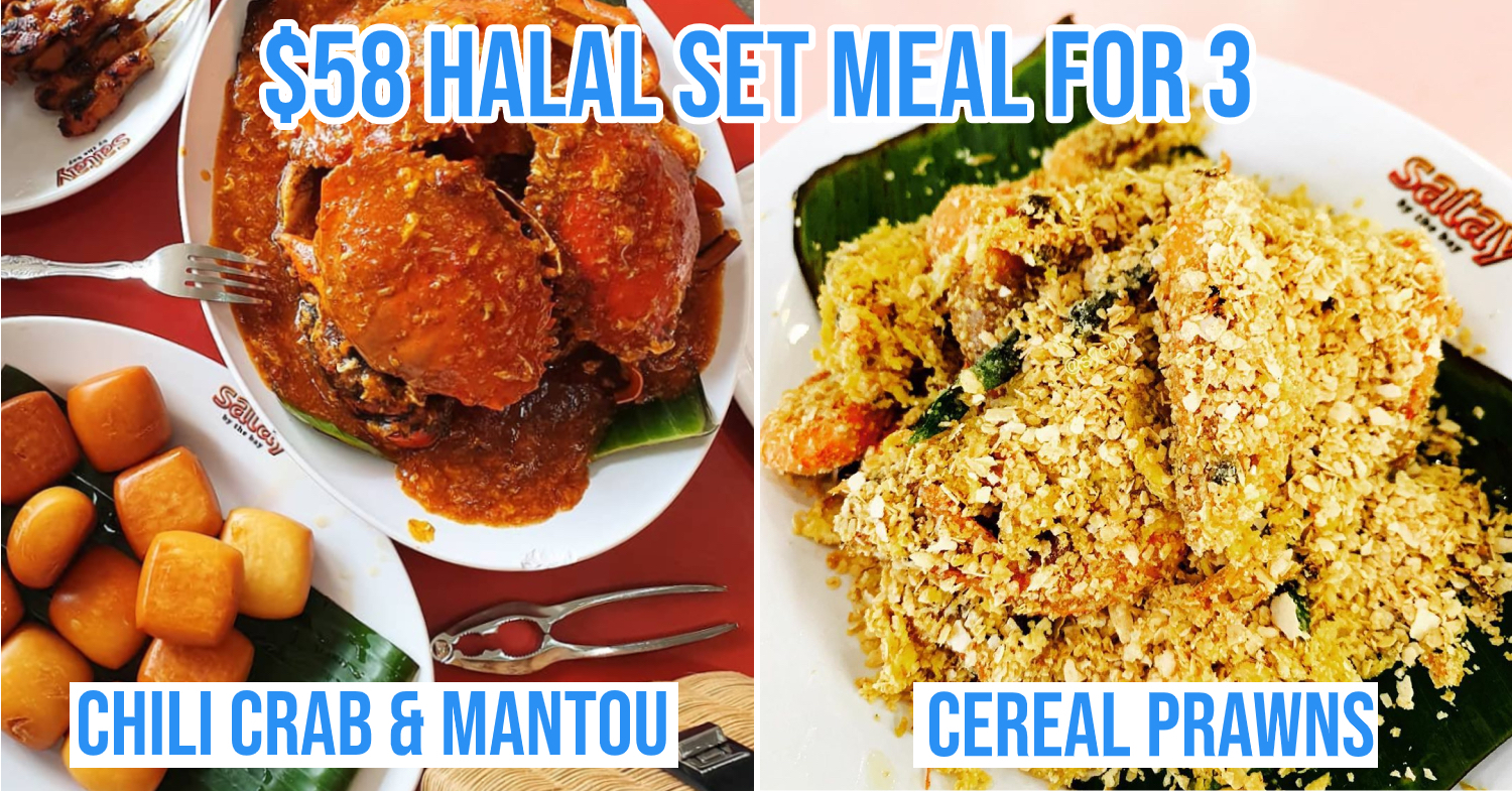 Makan By The Bay is offering halal seafood deliveries perfect for Ramadan.
