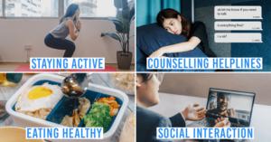 coronavirus mental health singapore