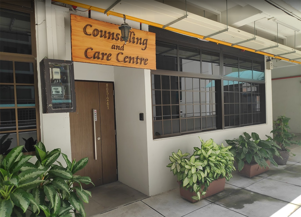 Counselling and Care Centre is one of the places to get therapy in Singapore at a subsidised rate.