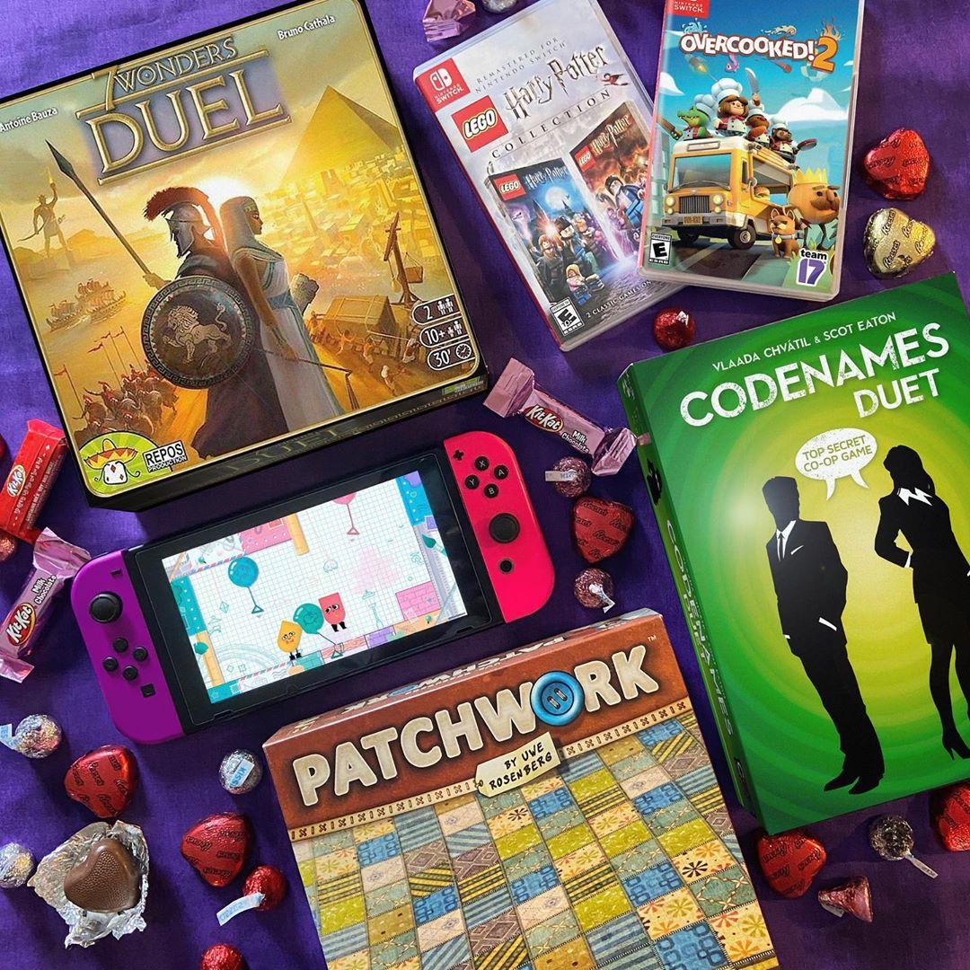 Multiplayer nintendo switch games