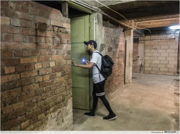 tiong bahru shelter