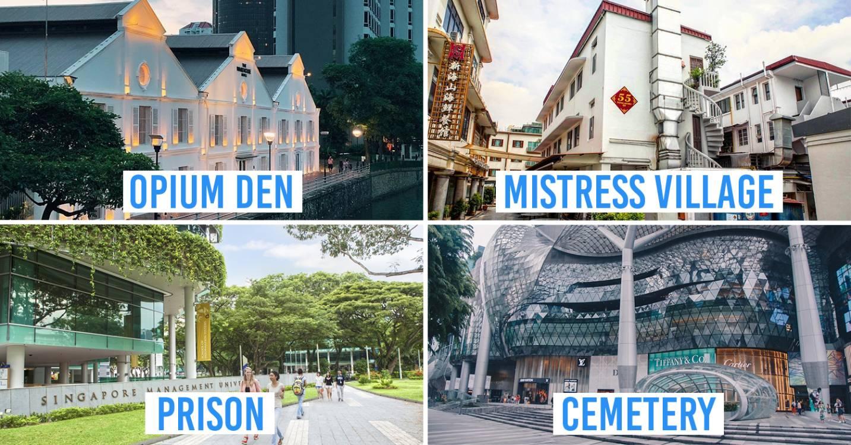 neighbourhoods singapore