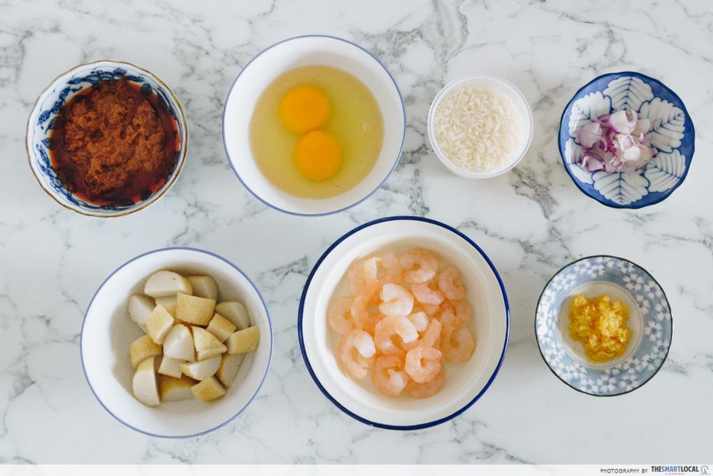 fried rice one-pot recipes