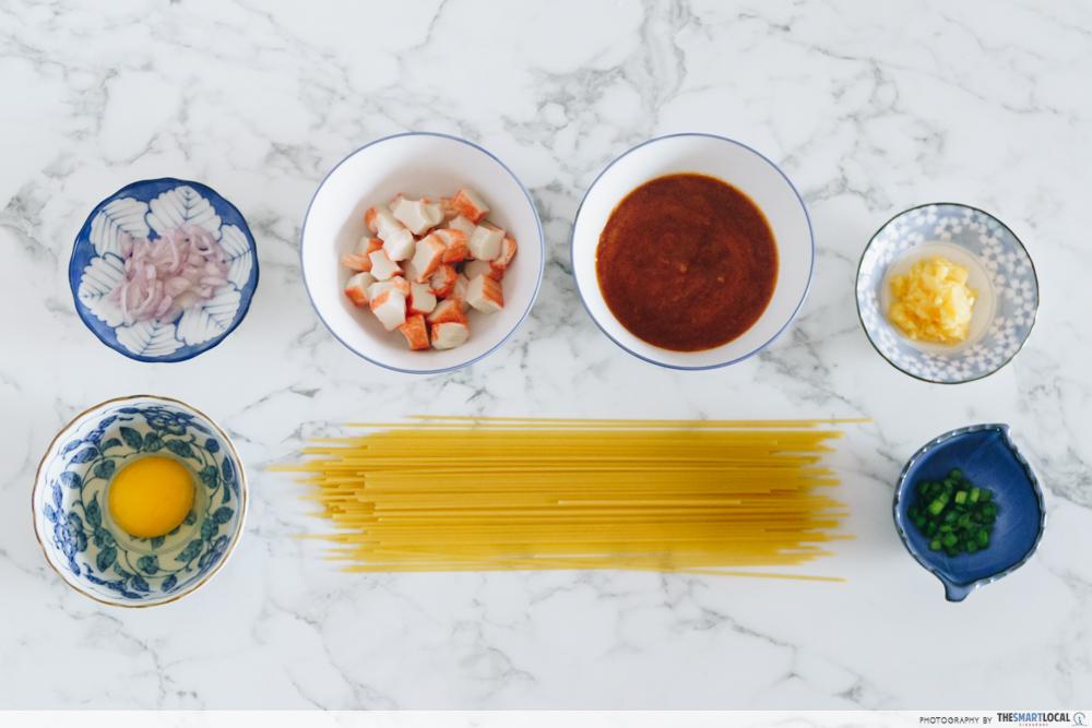 chili crab one-pot recipes