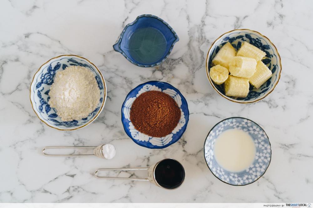 eggless pancake one-pot recipes
