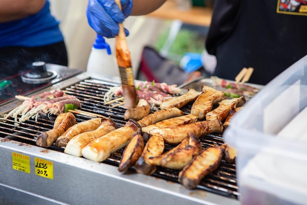 Enjoy Taiwanese street food and snacks delivered straight to your doorstep during the Digital Shilin Singapore 2020 festival.