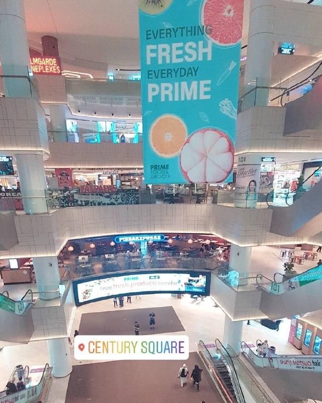 century square mall