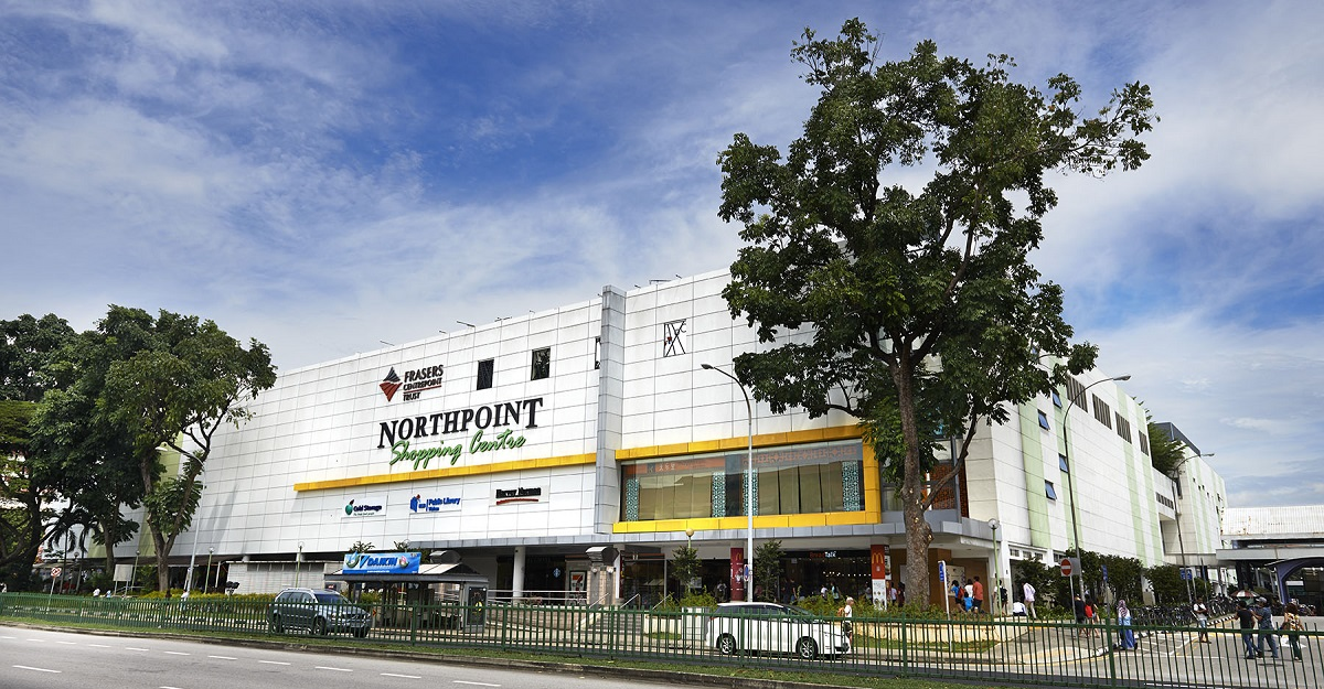 northpoint shopping mall