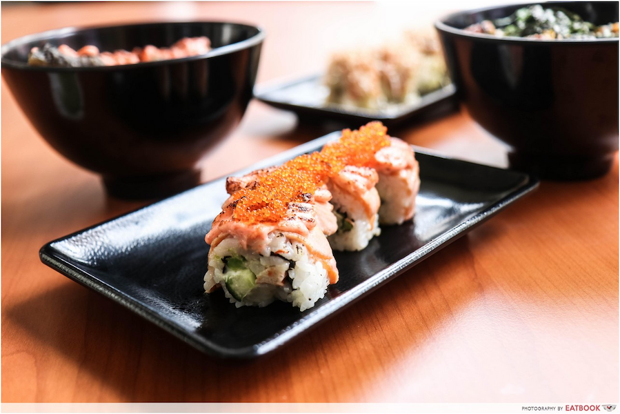 Mentaiko mayo is the perfect food topping available in supermarkets to atasify and elevate your home dishes.
