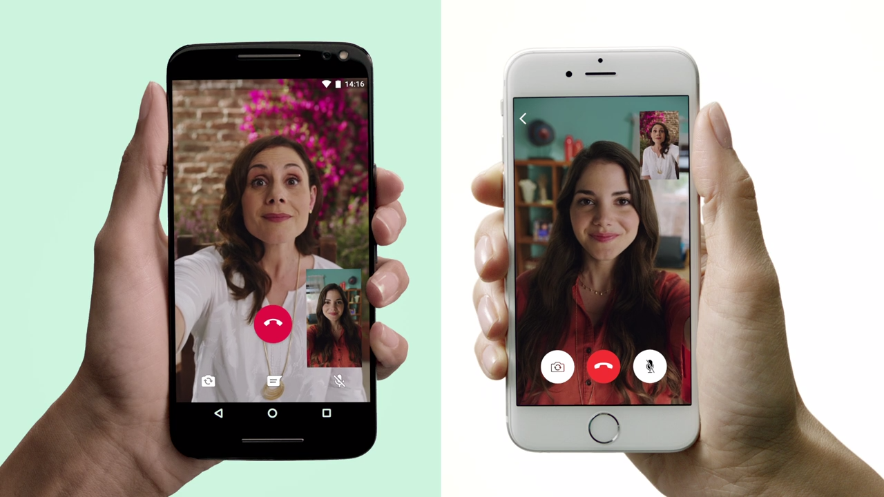 WhatsApp is one of the most accessible video calling apps.