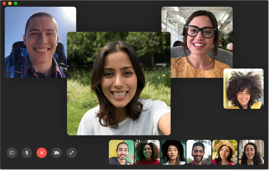 FaceTime is the perfect video calling app for Apple device users.