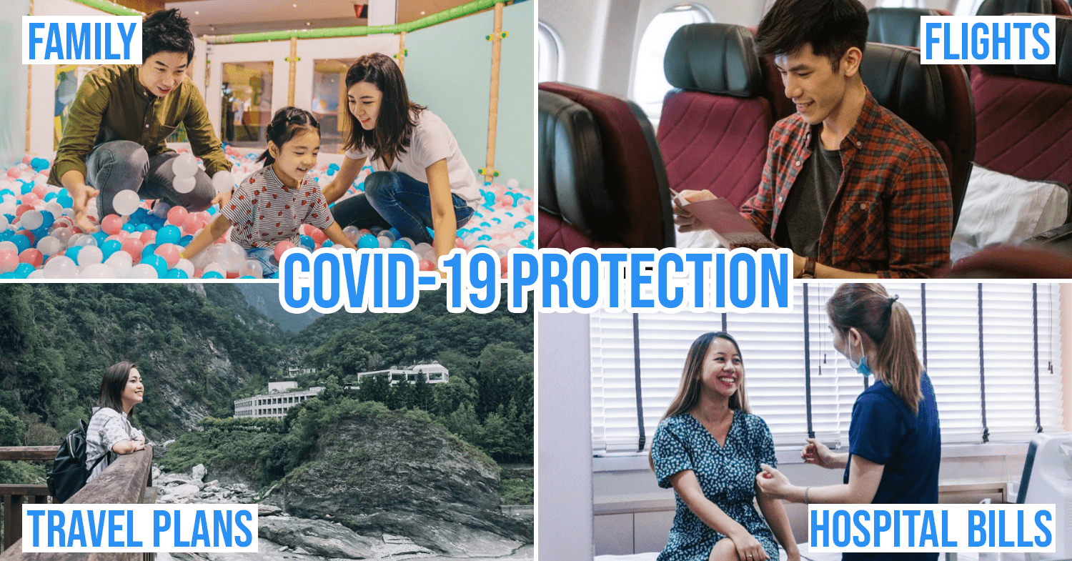 COVID-19 Protection - cover