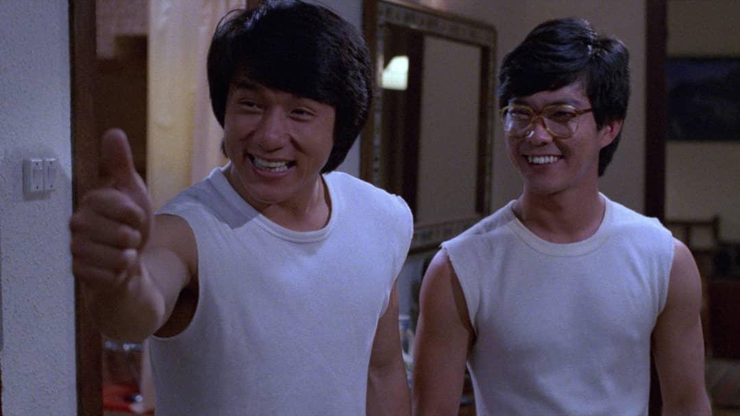 Wheels On Meals Jackie Chan Singtel Cast