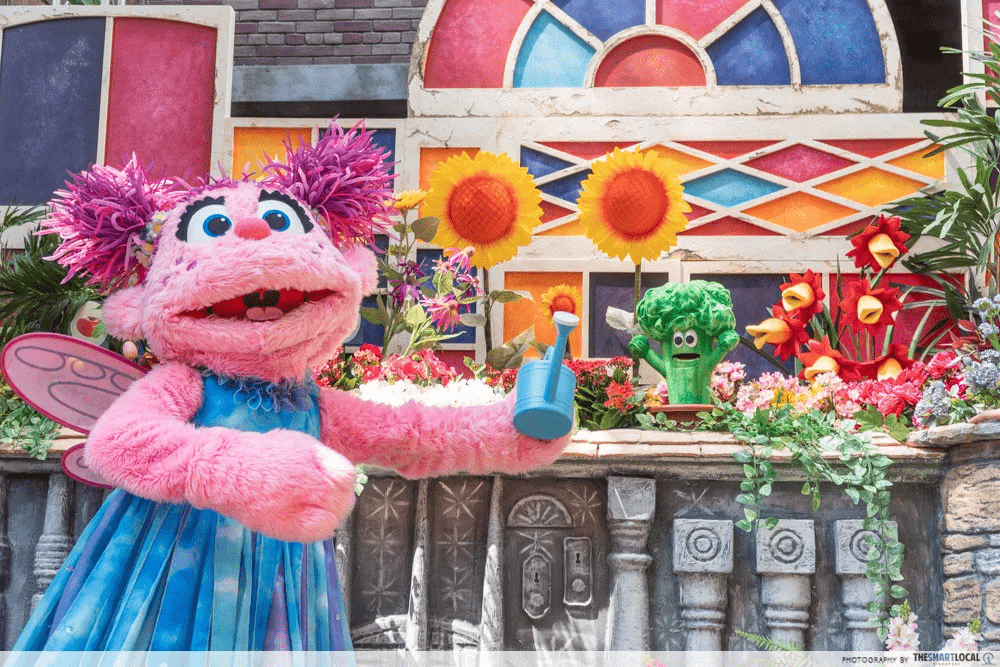 Sesame Street's Caring For Each Other
