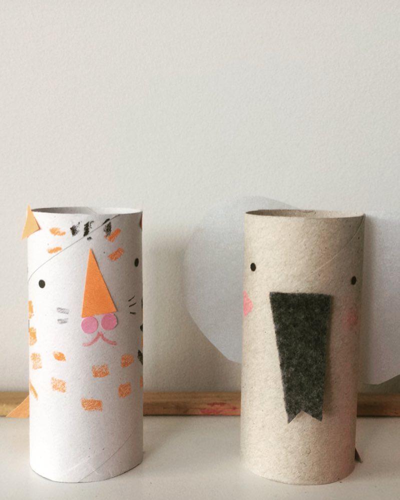 Toilet Roll Craft DIY