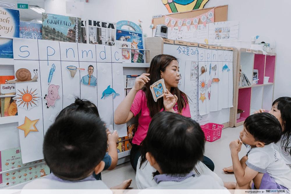 Singapore Preschool