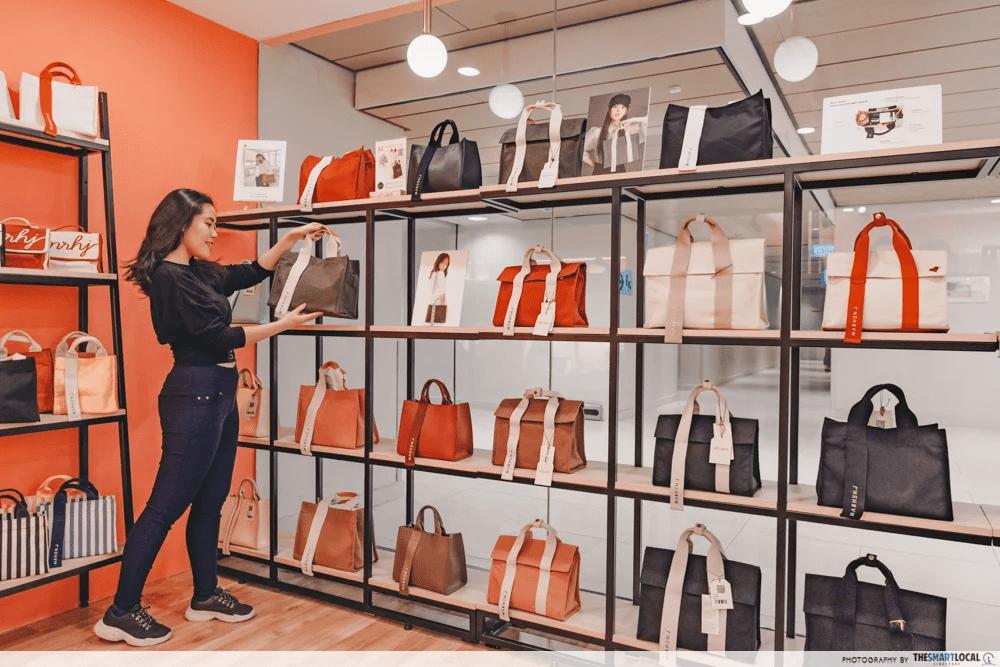 Sift & Pick Marhen J Korean Handbag Singapore