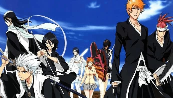 Bleach Anime Netflix