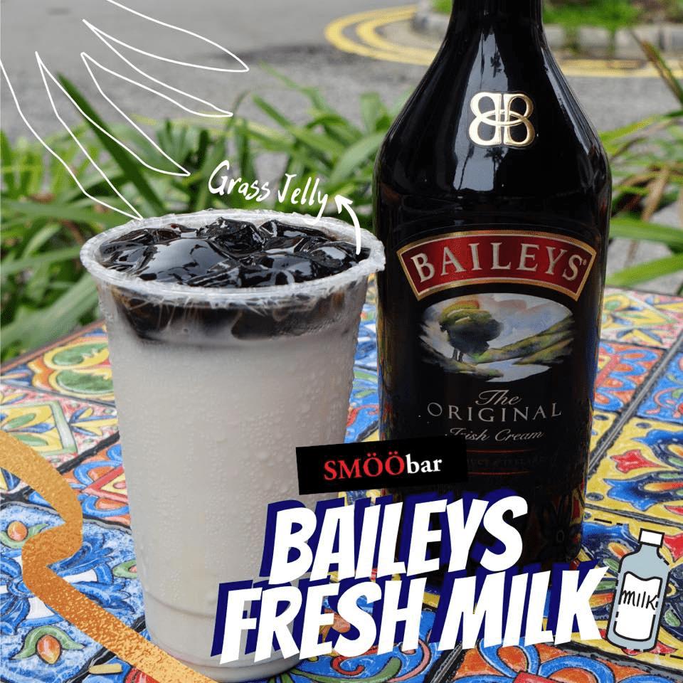 Baileys Fresh Milk SMOObar