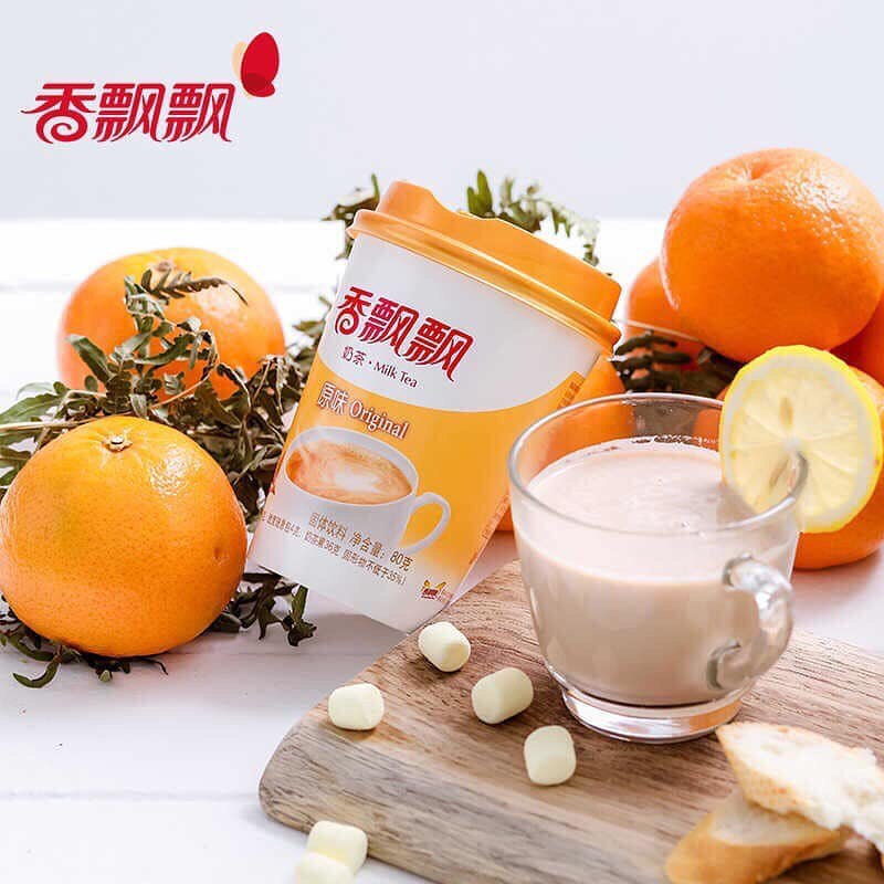 Xiang Piao Piao - DIY bubble tea kits