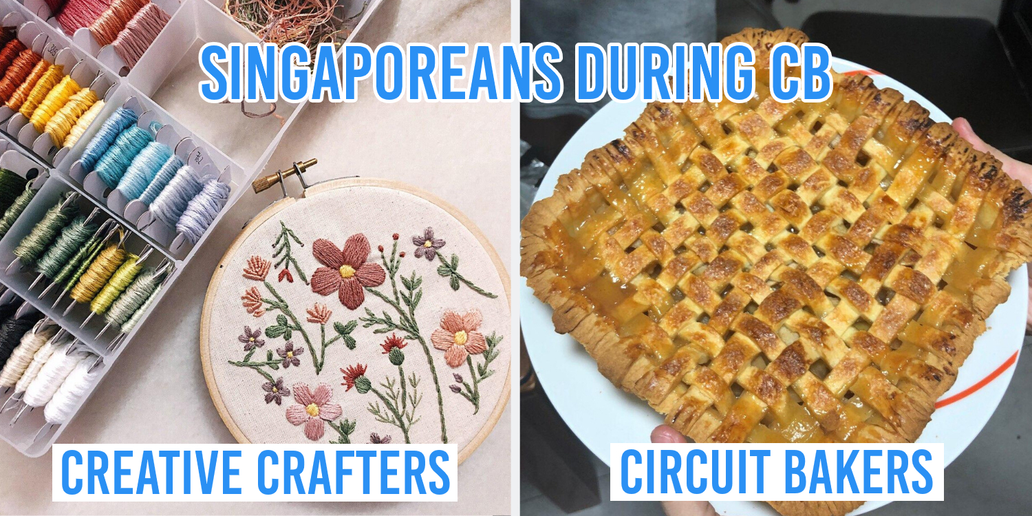 Types of Singaporeans during the Circuit Breaker