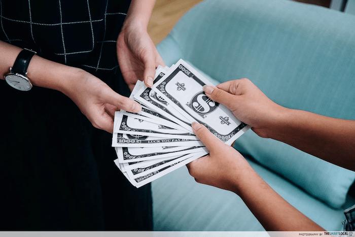 SIRS money - Singapore google search
