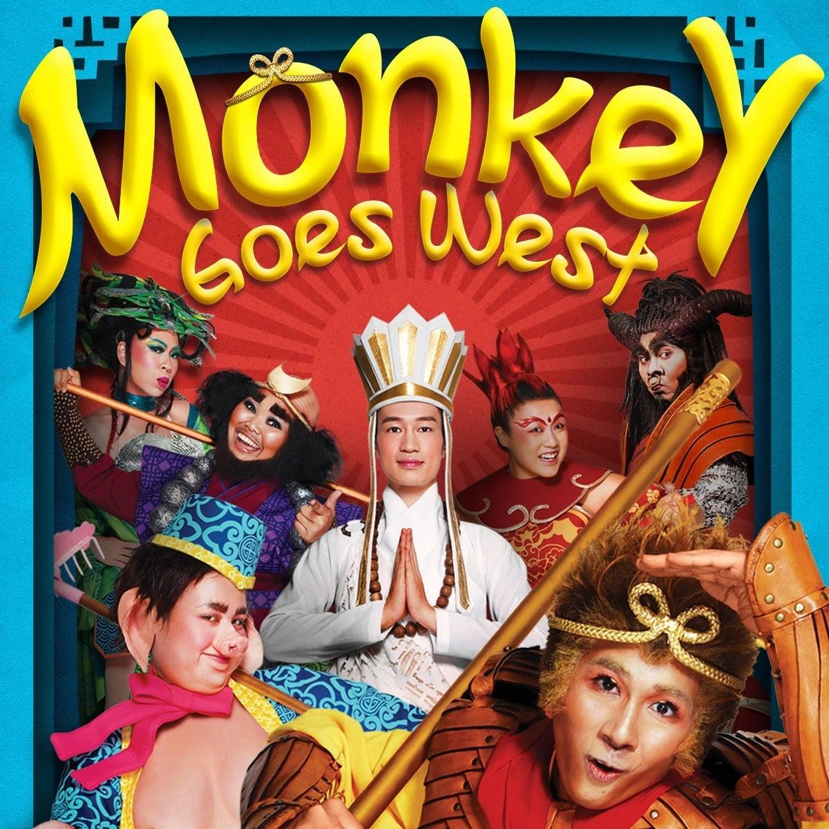 Monkey Goes West