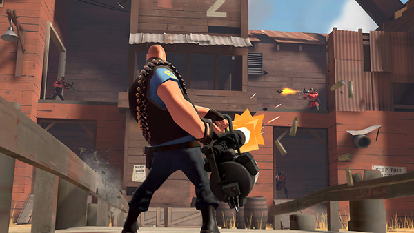 team fortress 2 - free steam games
