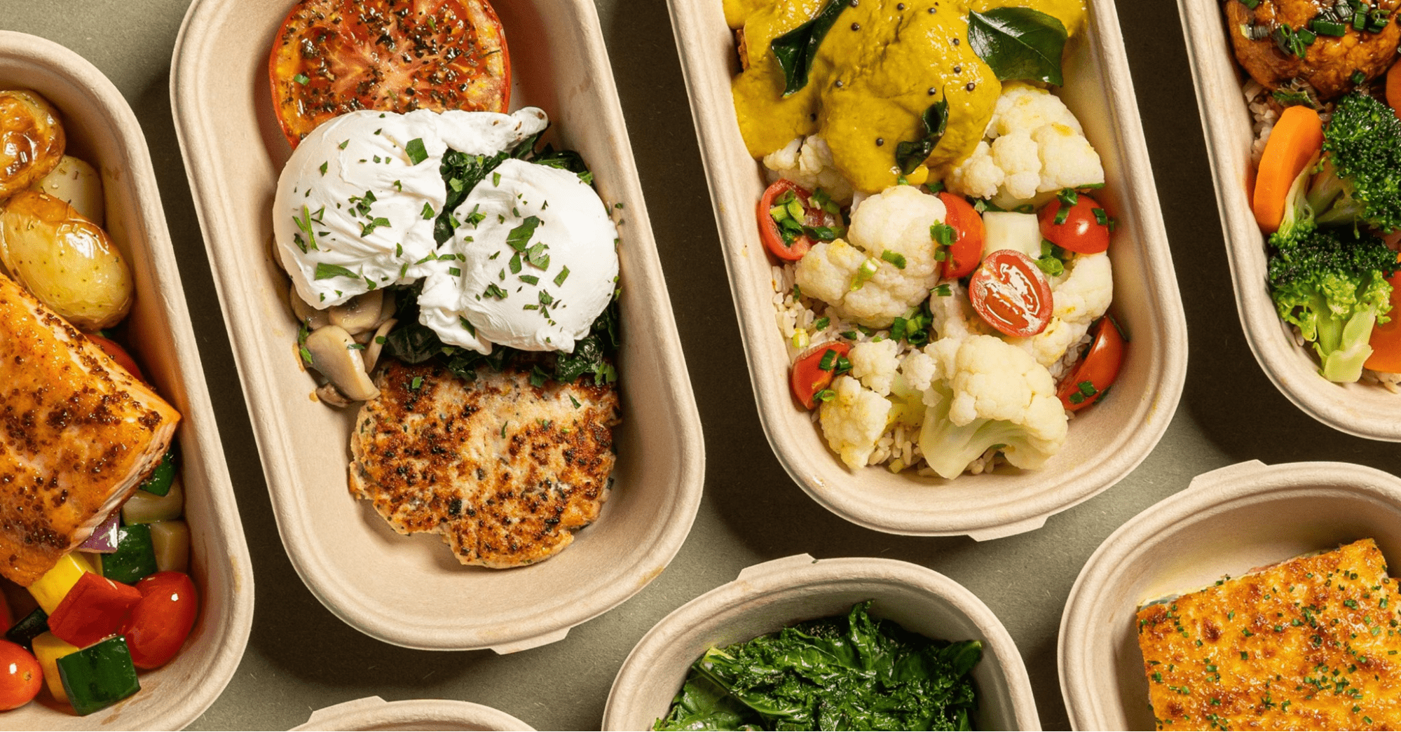 Healthy food delivery - Nutrition Kitchen