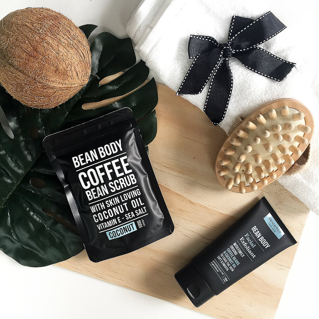 Bean Body Coffee Scrub