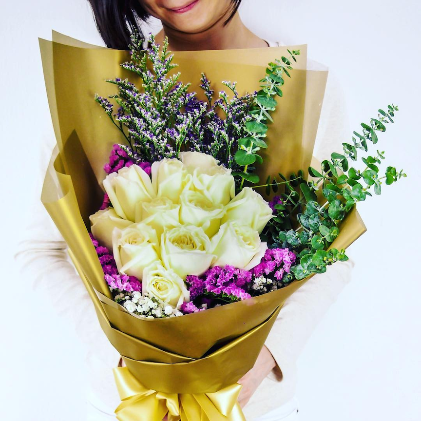 Little Flower Hut offers offers flower delivery Singapore discounts with flash sales of up to 80%.