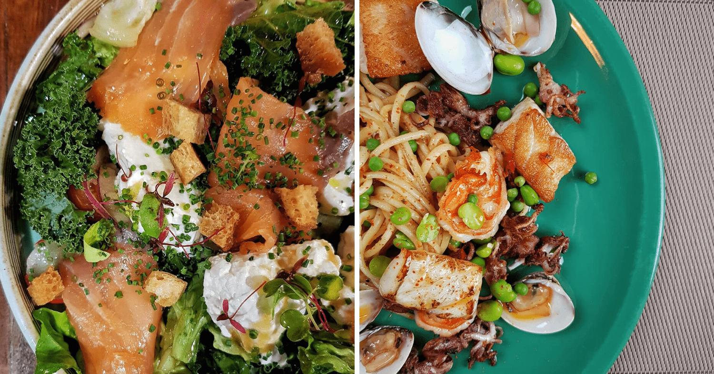 OLA cocina del mar - mother's day food deals