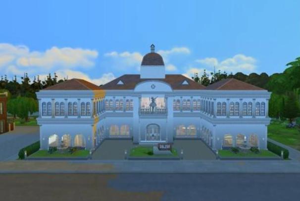 singapore art museum sims 4