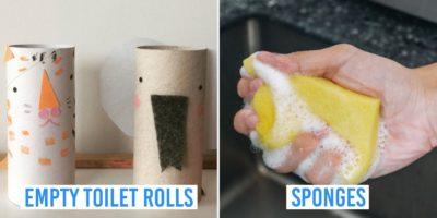 Household Items Entertain Kids Guide