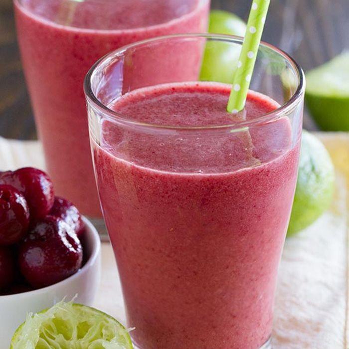 3-ingredient smoothie recipes cherry