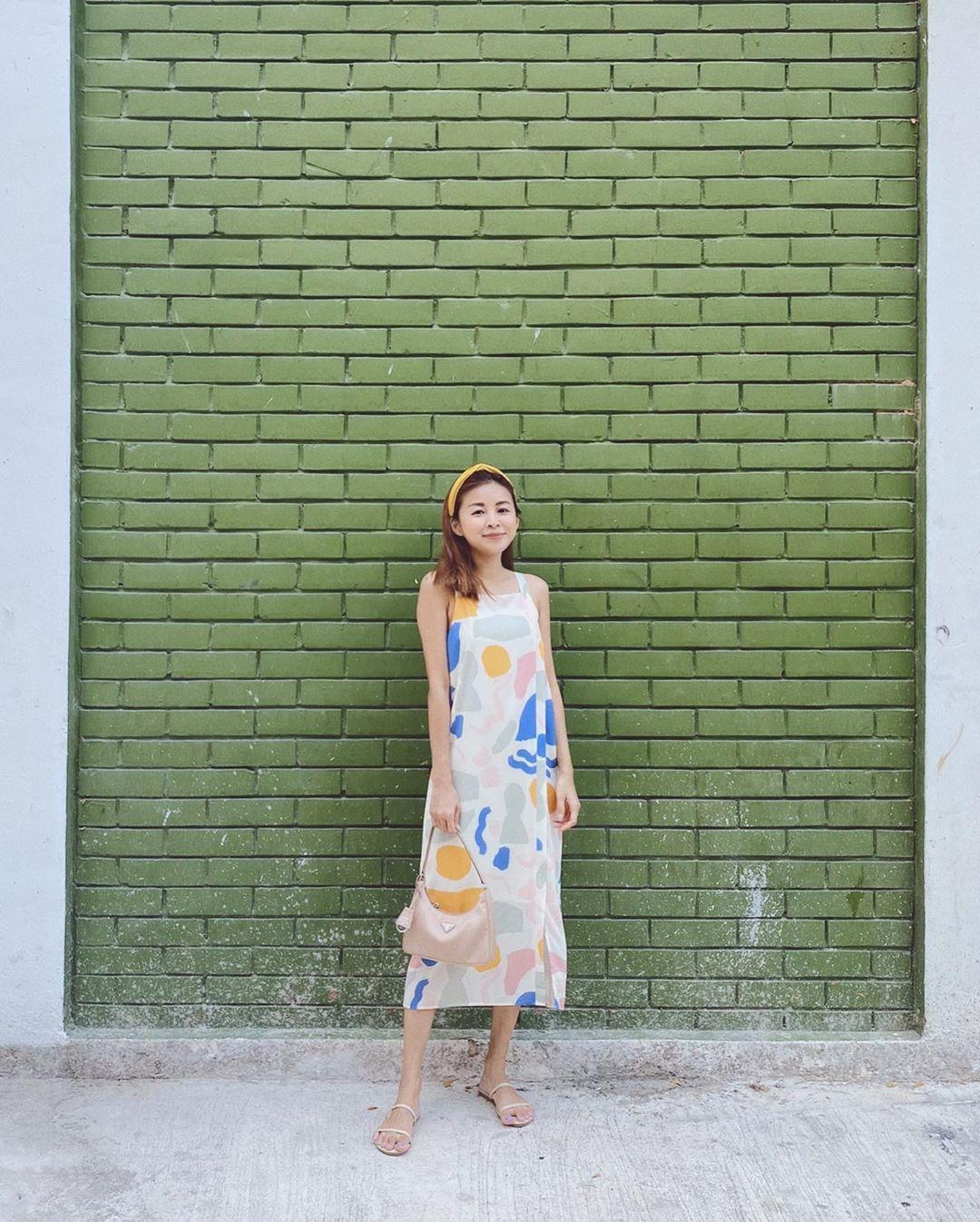 The Closet Lover Elwood Midi Dress