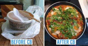 Cooking during Circuit Breaker