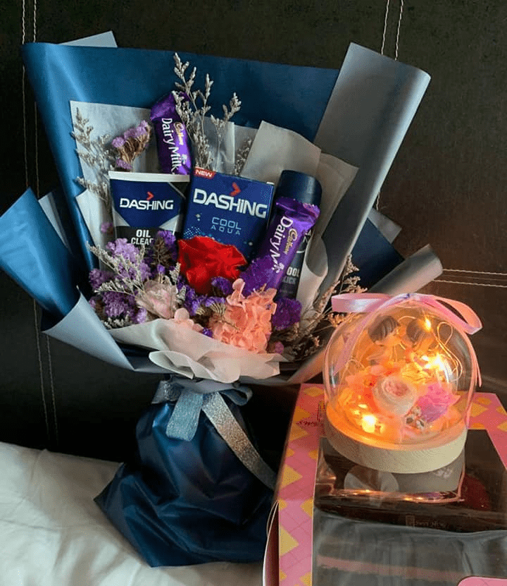 Men's Bouquet Father's Day Promotions 2020 Pranika's Surprise Delivery