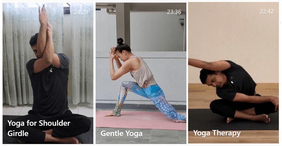 True Yoga Live Stream Online Classes