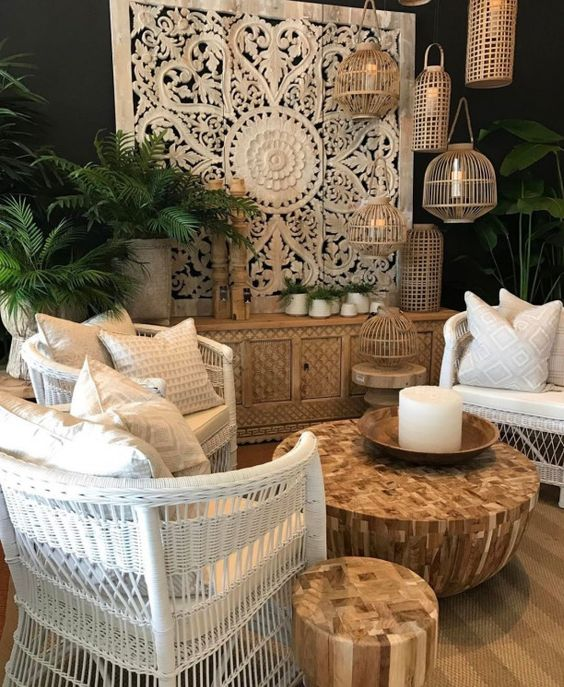 Island-inspired home decor