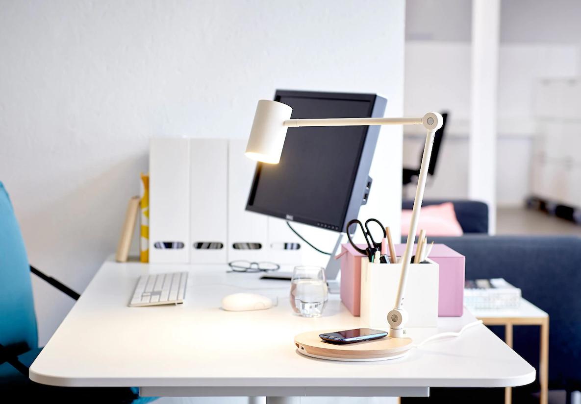 IKEA RIGGARD LED Work Lamp