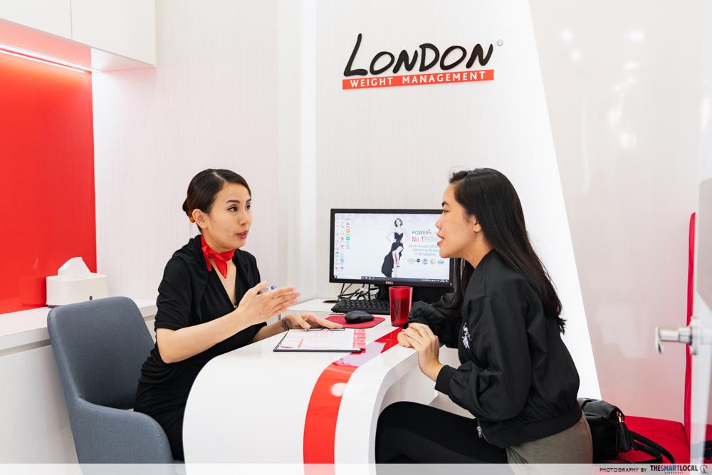 London Weight Management Powerslim Consultation