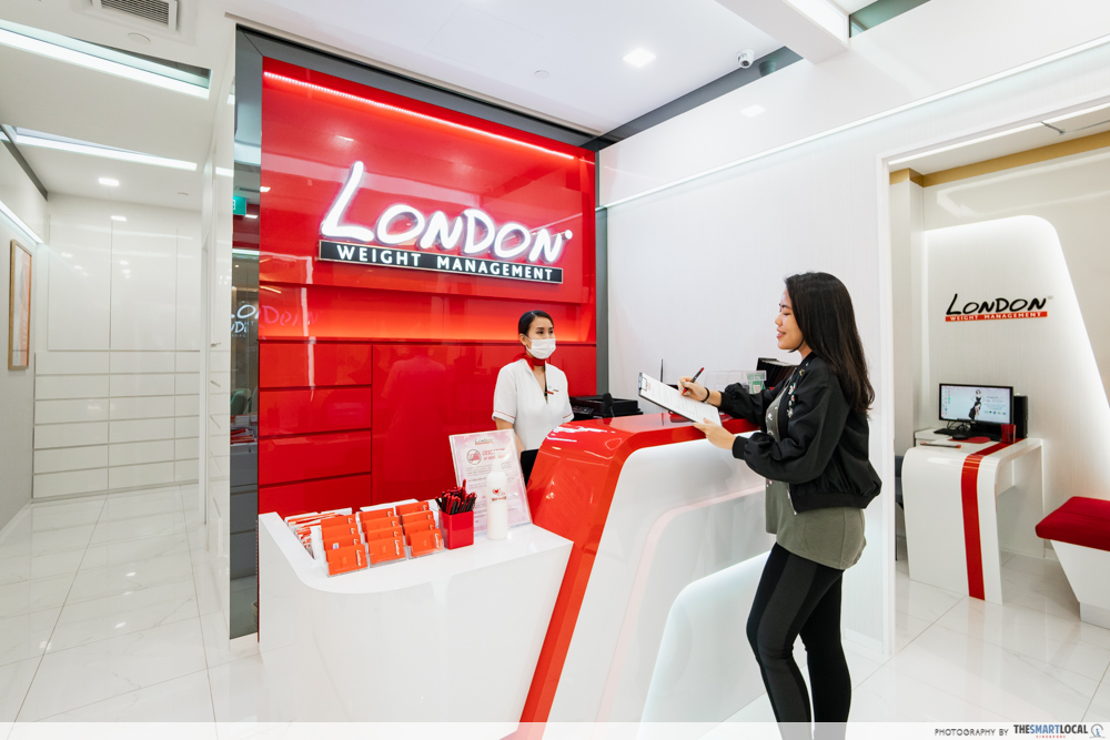 London Weight Management Singapore Slimming Centre