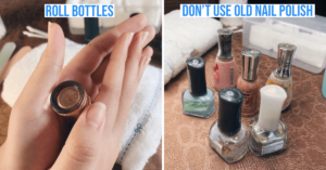Nail mistakes - cover