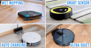 Robotic Vacuum Cleaners in Singapore Review