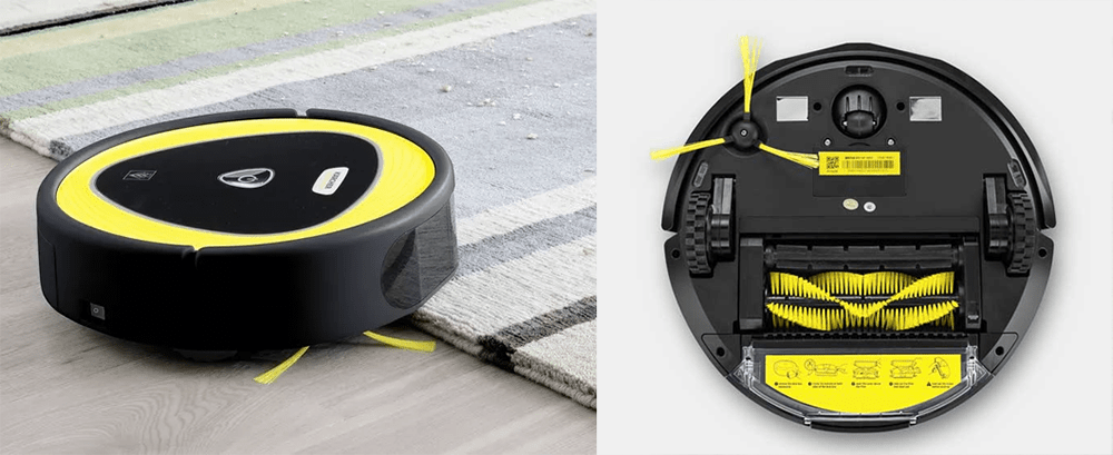 Karcher Robotic Vacuum Cleaners in Singapore Kaercher Rubber Slats