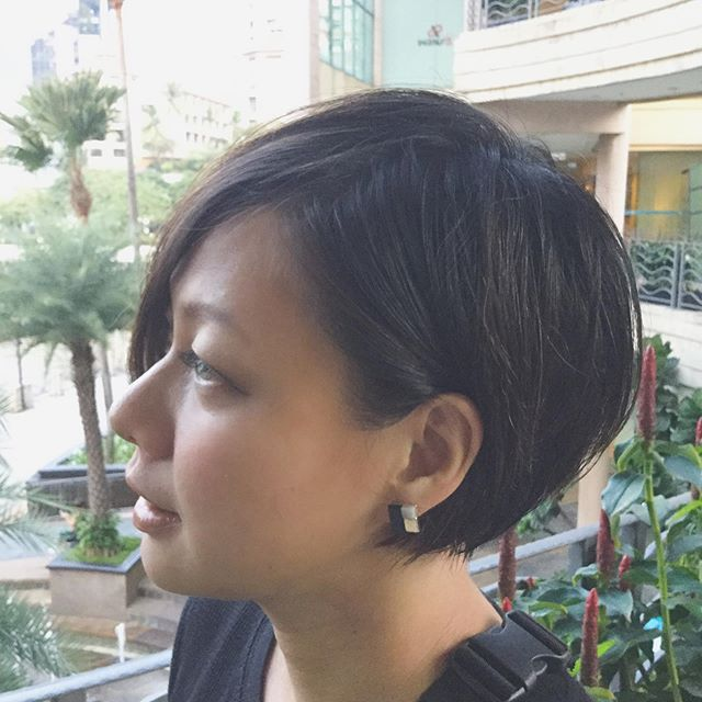 short hairstyles for women - long pixie