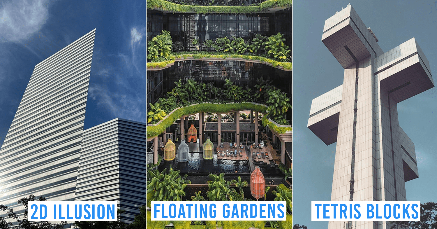 Singapore Building Design Secrets