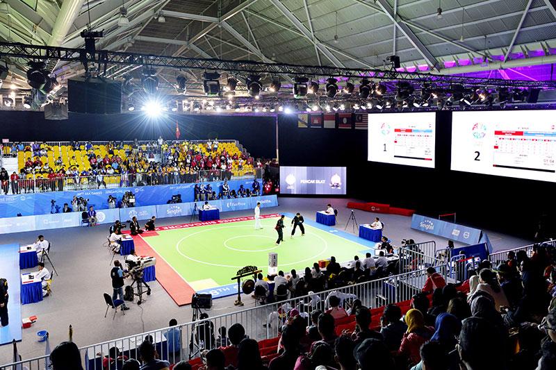 Singapore Expo event